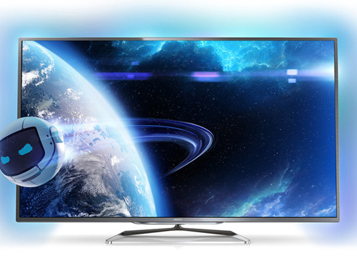 Televisor 4K de Philips: Philips PFL