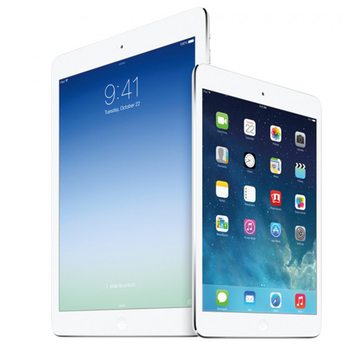 iPad Mini iPad Air
