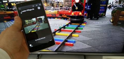 Cómo conectar tu nuevo tablet o smartphone al televisor