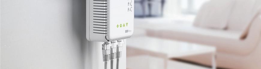 Cómo configurar una red PLC con tu wifi, smartphone, tablet…