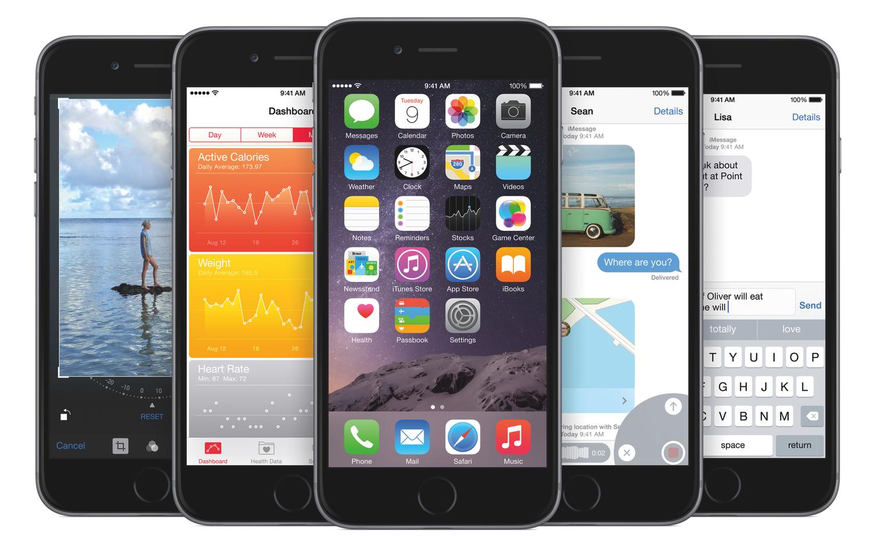 Las 13 mejores aplicaciones de iPhone optimizadas para iOS 8