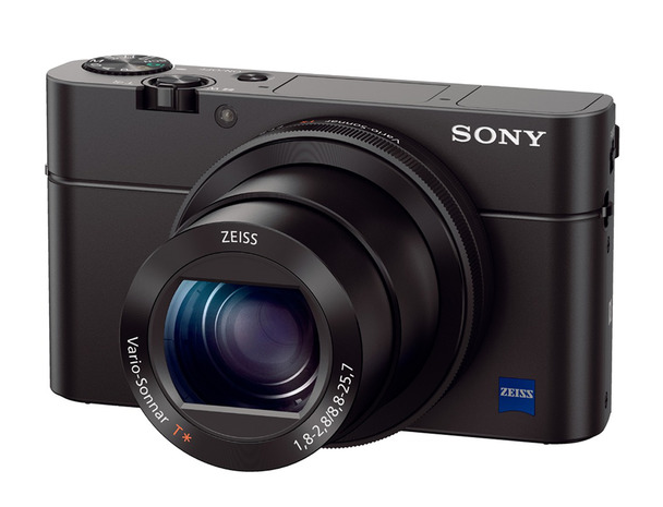 Cámara compacta Sony RX100 M4