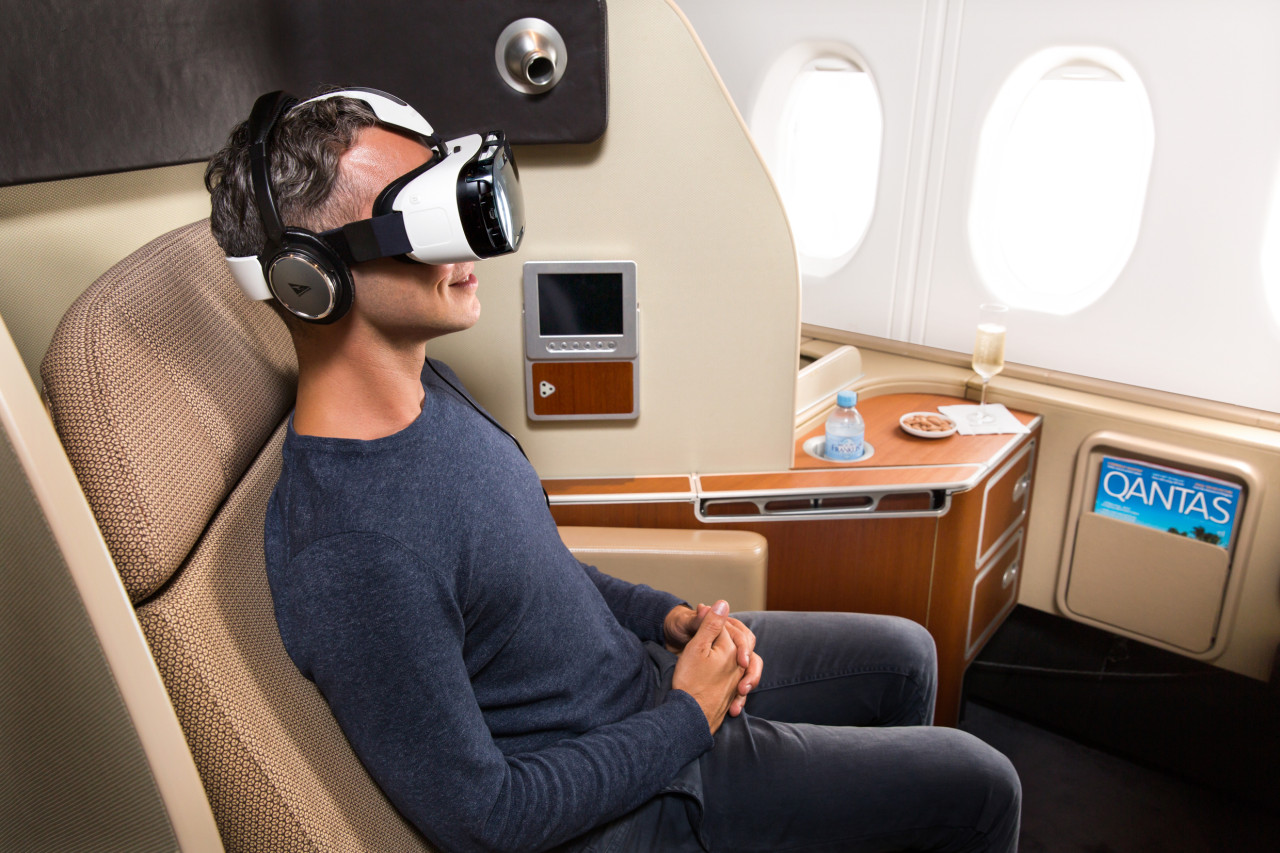 La realidad virtual estuvo hace muchos años de moda. Parecía que iba a ser el futuro pero la tecnología de aquel entonces no permitió que fuera viable.