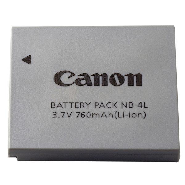 canon bateria original