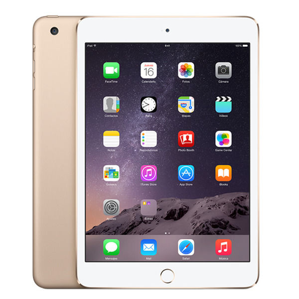 ipad air 2 64 gb dorado