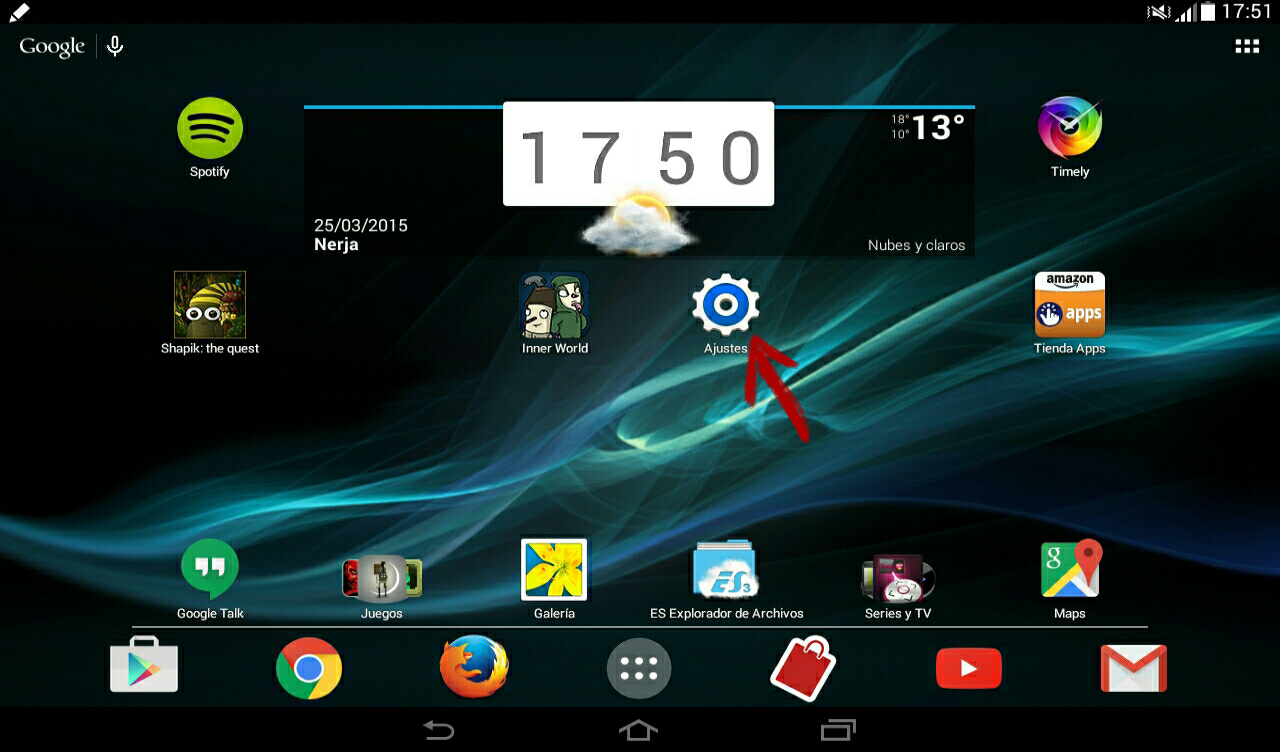 tablet android hotspot 1