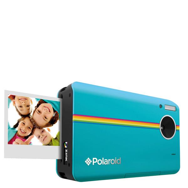 Polaroid-Z2300 azul