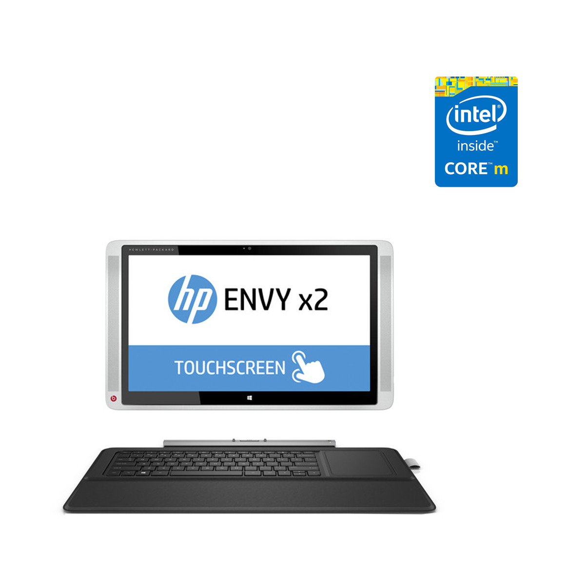 Portátil Convertible 2 en 1 HP 13,3'' HP Envy x2 13-j000ns Intel Core M 5Y10