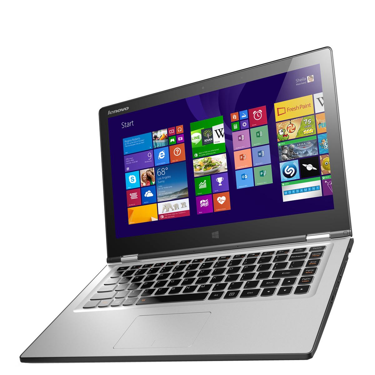 Portátil Lenovo 13,3'' YOGA 2 Intel Core i5 4210U
