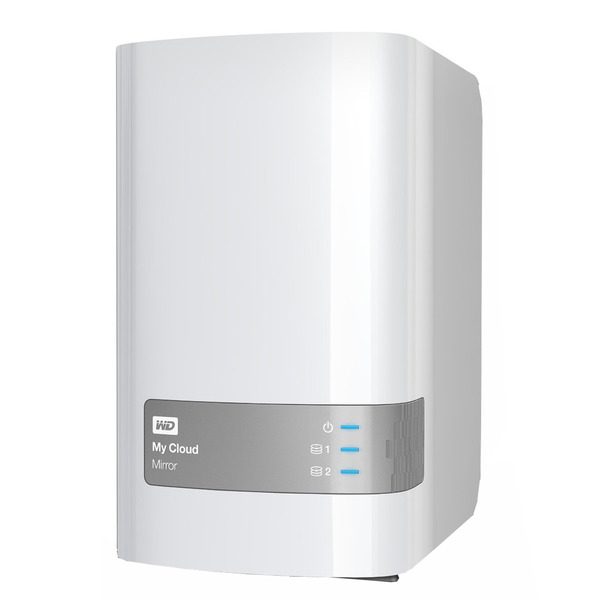 Western Digital My Cloud Mirror 6 TB 3,5'' USB 3.0