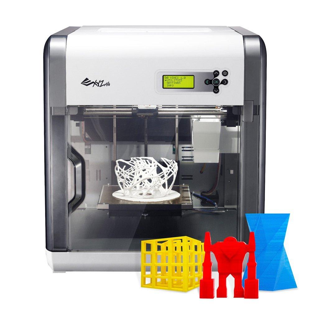 Impresoras 3d qu son c mo funcionan y a qui n interesan for Videos de impresoras 3d