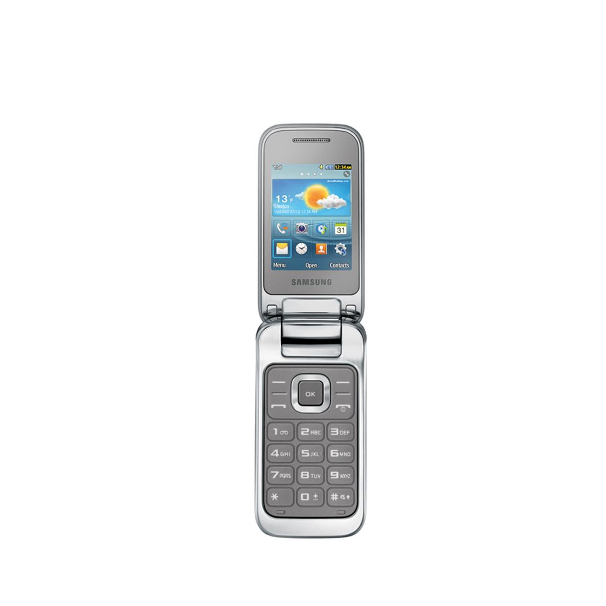 Teléfono móvil libre Samsung GT-C3590
