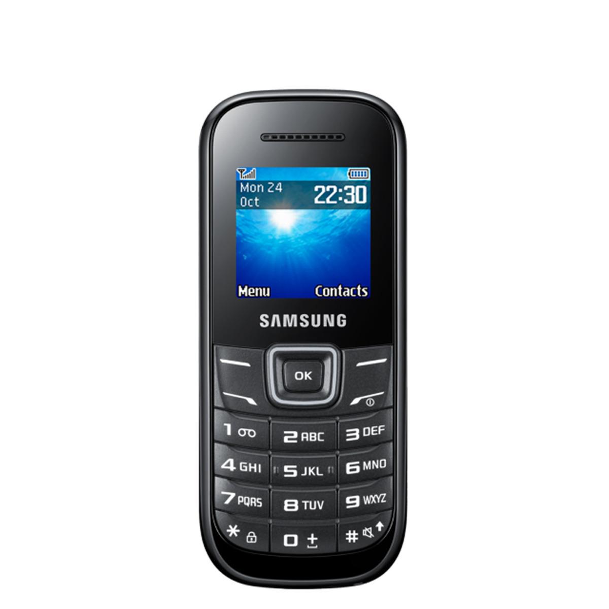 Teléfono móvil libre Samsung Keystone 2 E1200i