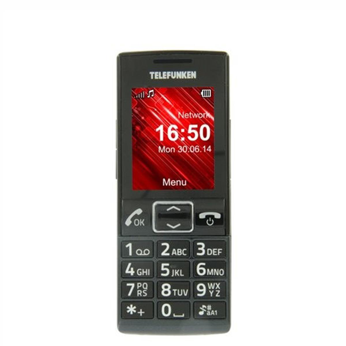 Teléfono móvil libre Telefunken TM 130 Cosi