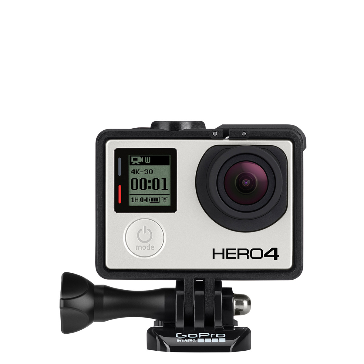 Cámara digital GoPro HERO4 Black Edition de 12 MP