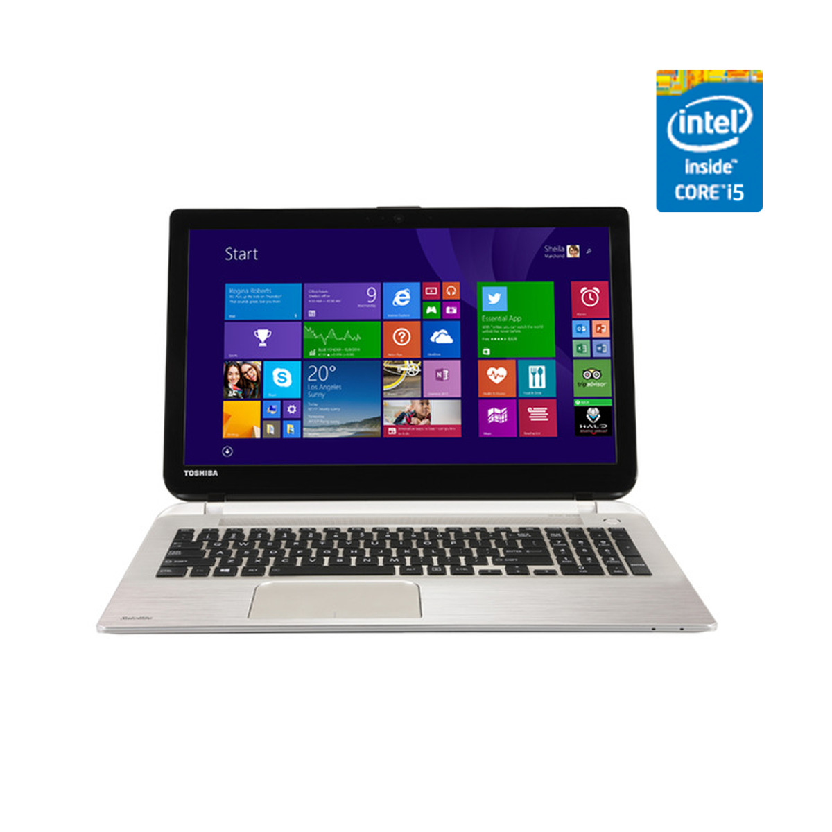 Portátil Toshiba 15,6'' Satellite S-50-B-151 Intel Core i5 5200U