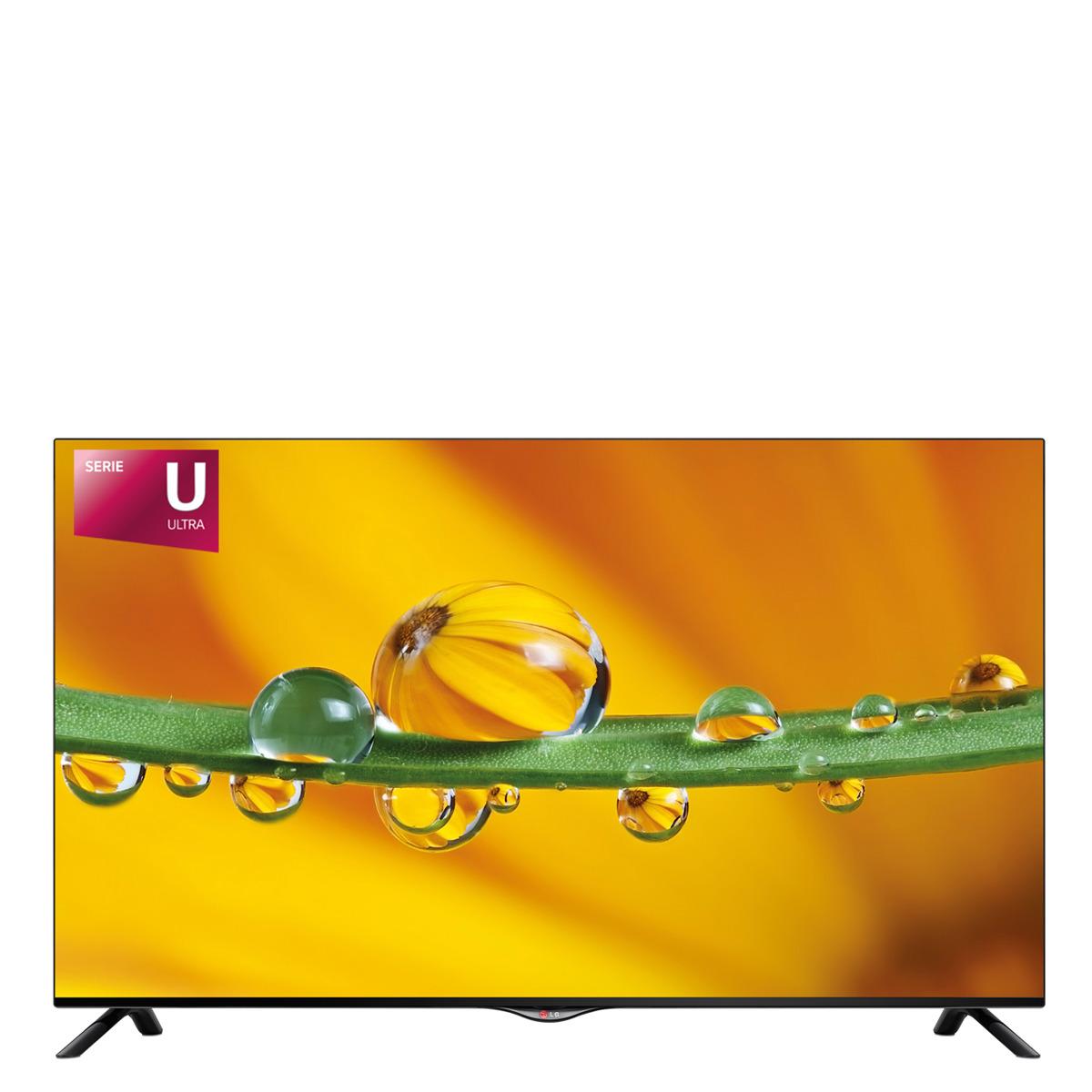TV LED 42'' LG 42UB820V UHD 4K, 900 HZ UCI, Wi-Fi y Smart TV