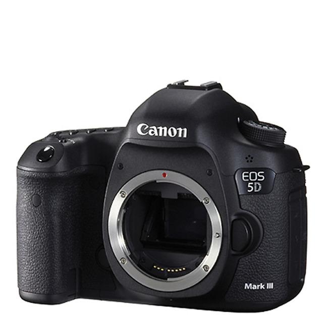 Cámara réflex digital Canon EOS 5D Mark III Cuerpo