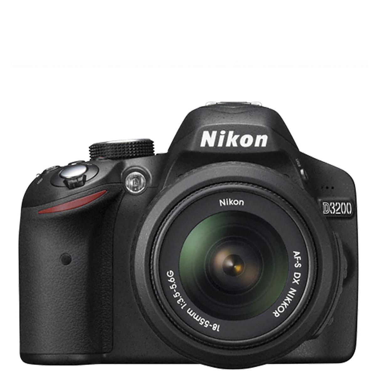 Cámara réflex digital Nikon D3200
