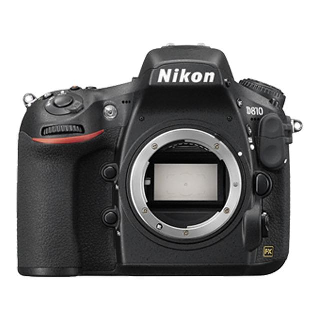 Cámara réflex digital Nikon D810 Cuerpo