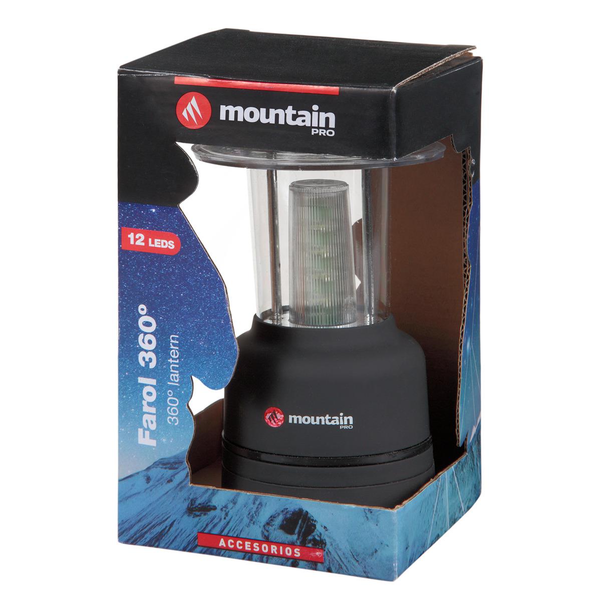 Lámpara 360º Mountain Pro