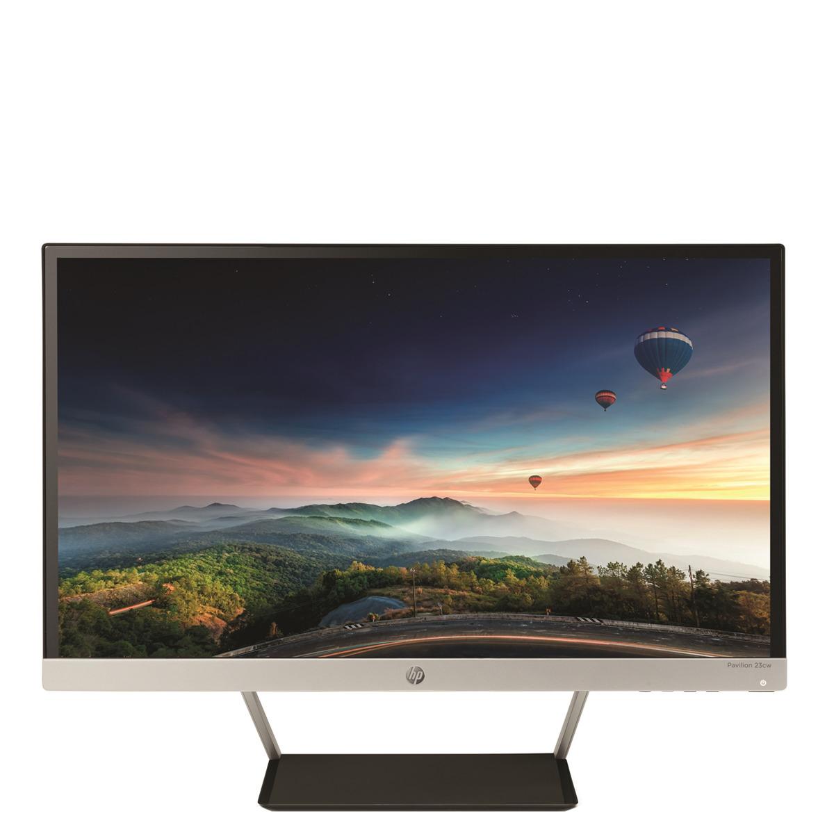Monitor HP Pavilion 23cw 23'' LED IPS