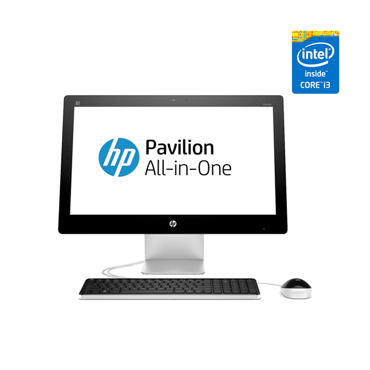 Ordenador sobremesa HP Pavilion All in One 23-q020ns Intel Core i3-4170T