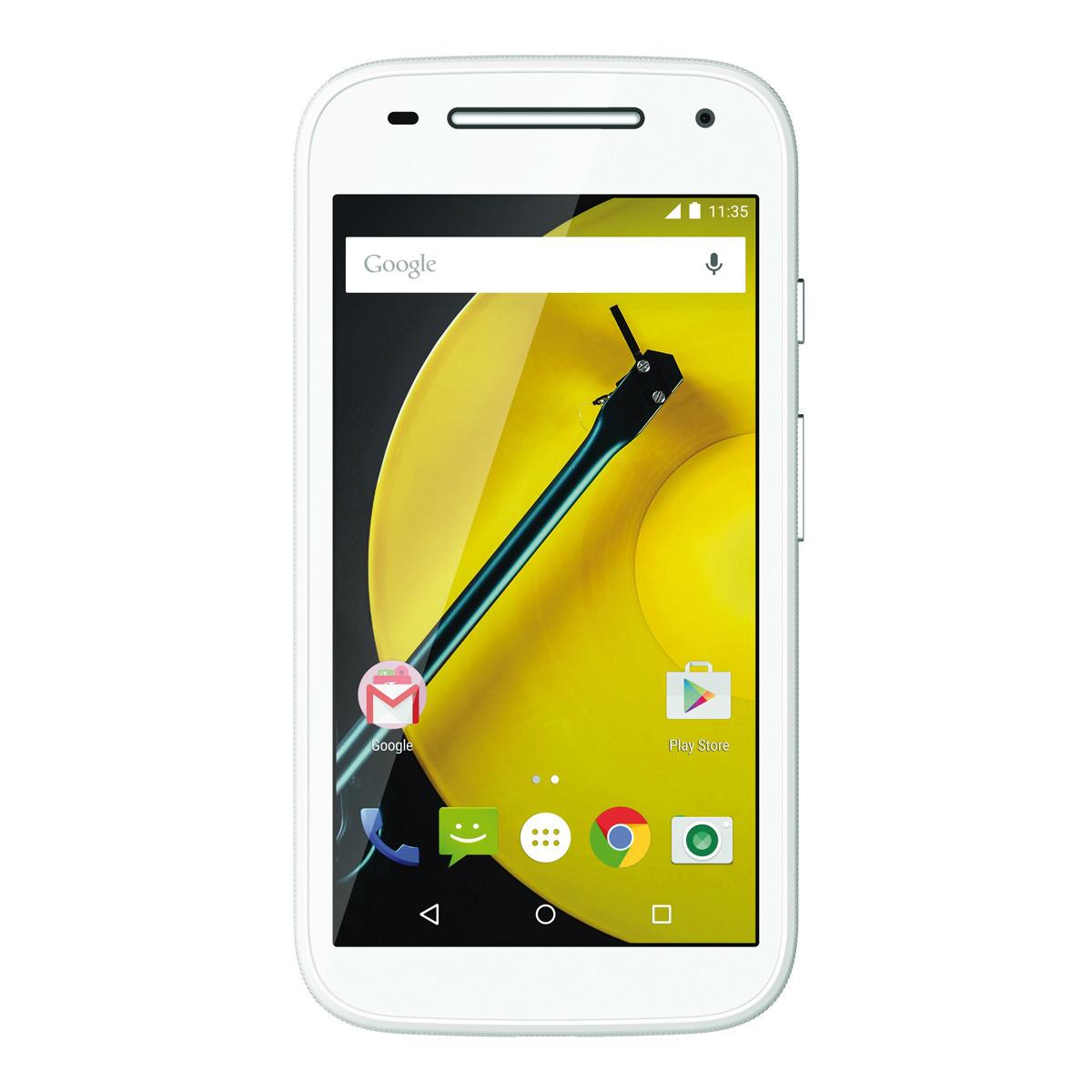 Smartphone libre Motorola Moto E (2nd Gen.) 4G