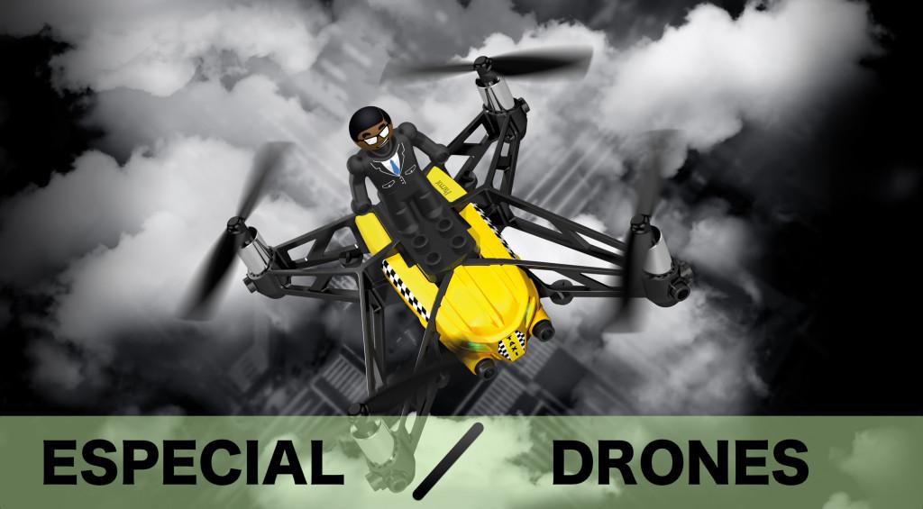 Especial drones