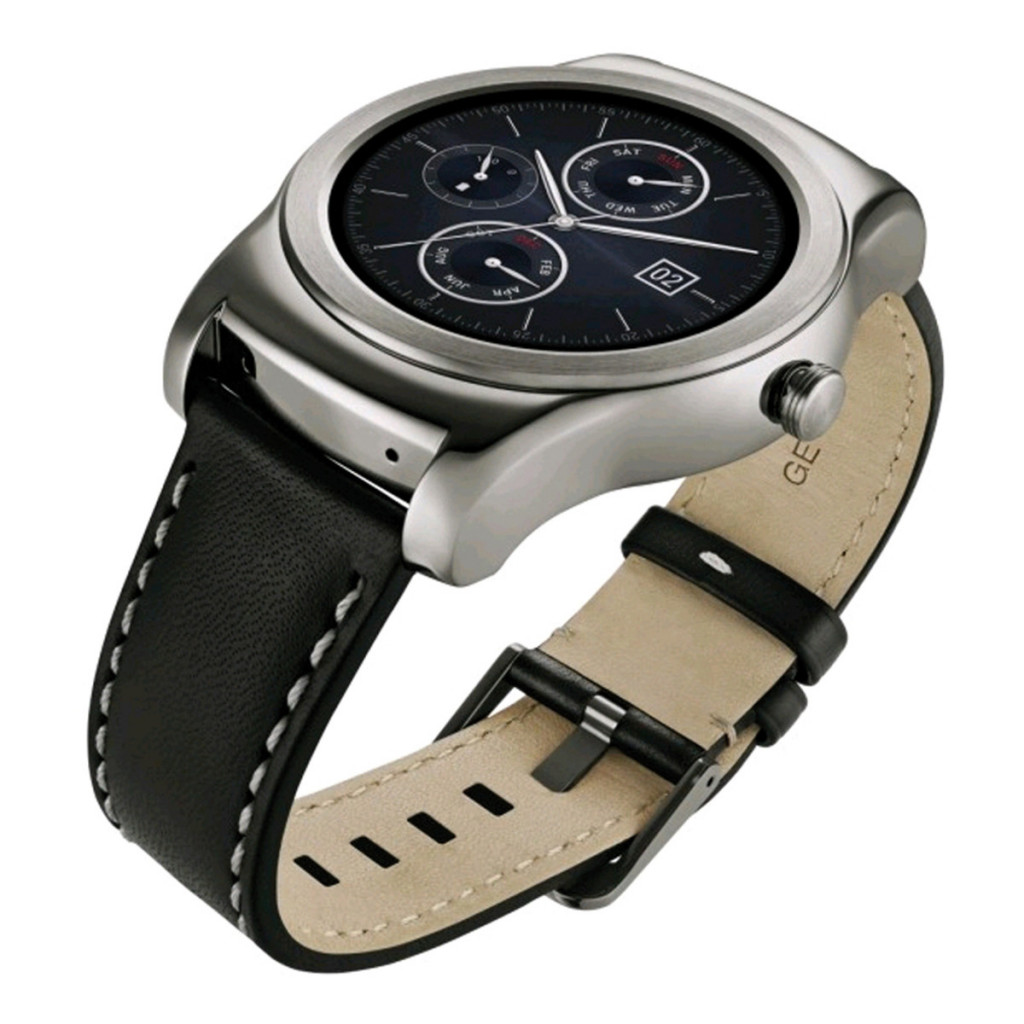 Reloj inteligente Smartwatch LG G Watch Urbane