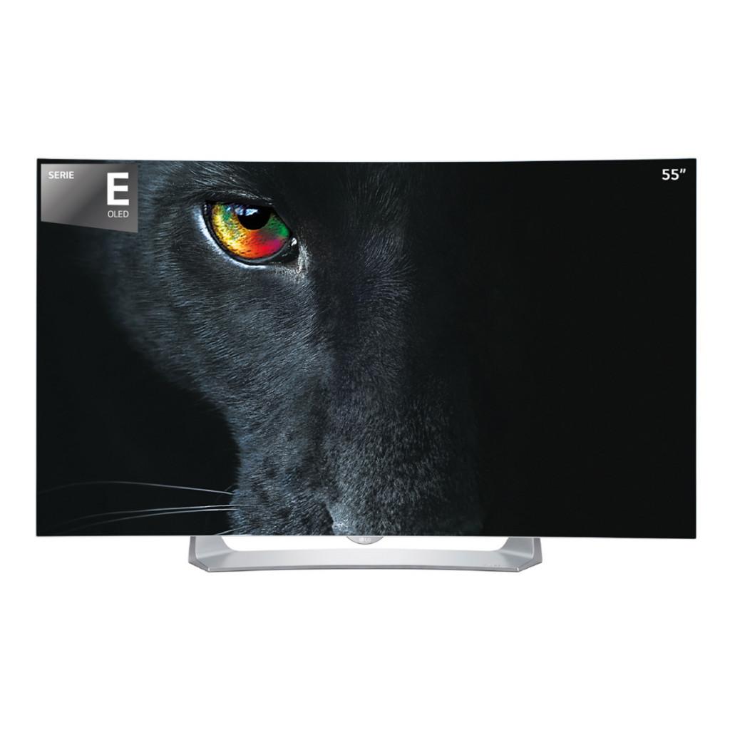 TV OLED curvo 55'' LG 55EG910V Full HD, Wi-Fi, Smart TV y Cinema 3D