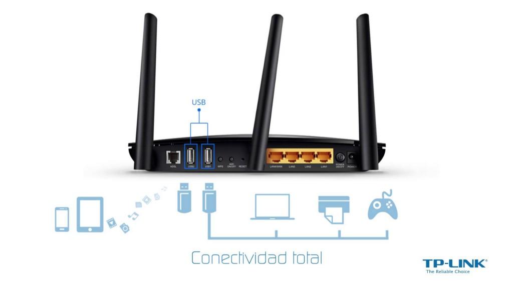 La conectividad es valorable en tanto en cuanto permite sacar el máximo partido a la inversión realizada. en el caso de los puertos USB, mejor si son de tipo USB 3.0.