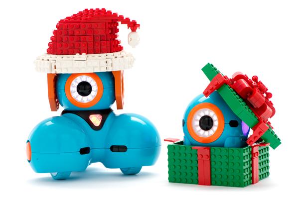 Dash&Dot regalar Navidad