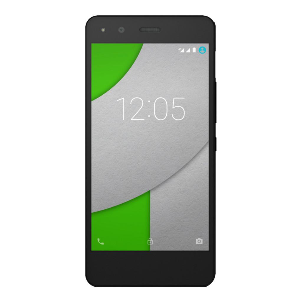 Smartphone libre Bq Aquaris A4.5 Dual SIM Negro