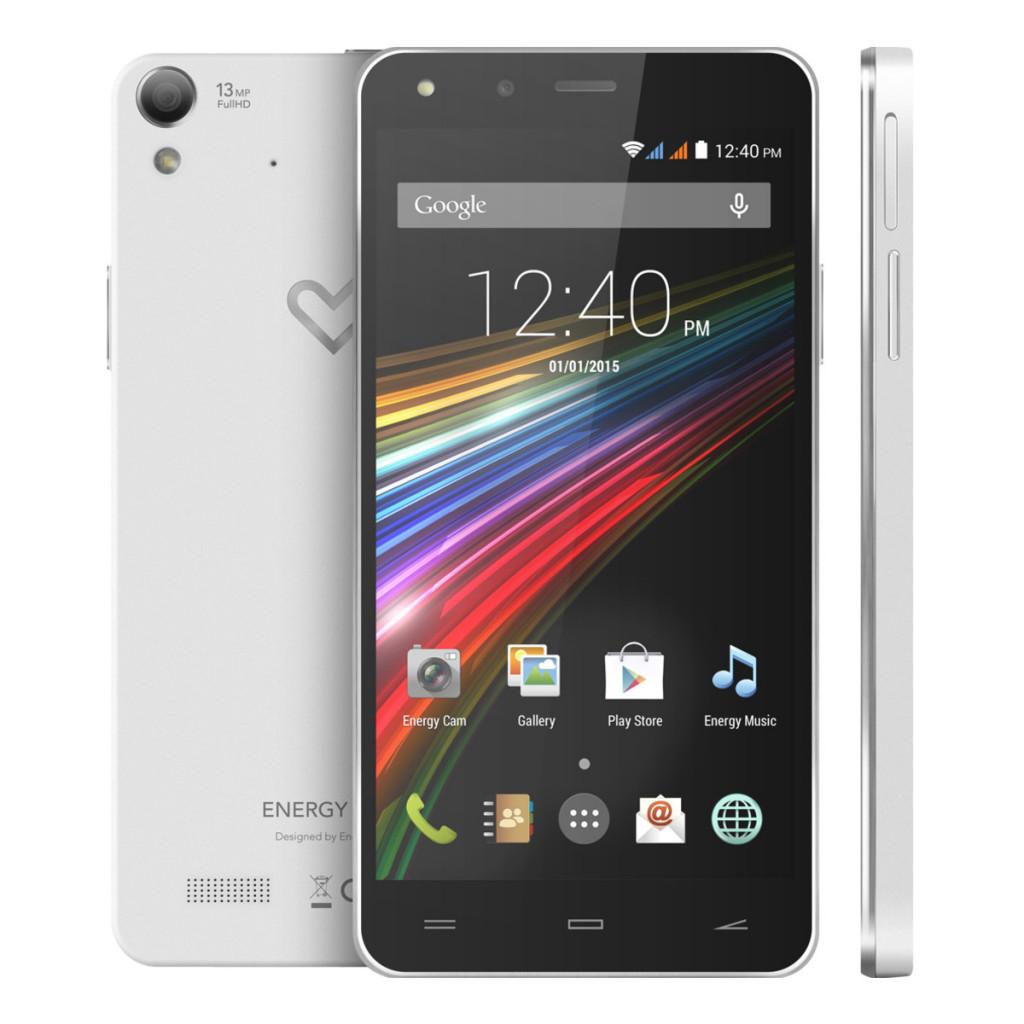 Smartphone libre Energy Sistem Phone Pro HD con Dual SIM