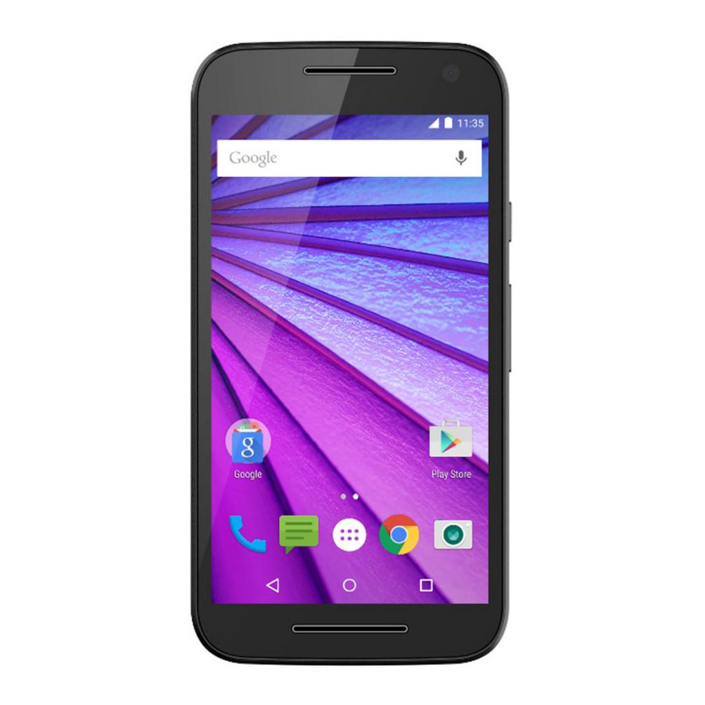 Smartphone libre Motorola Moto G (3rd Gen) 4G negro