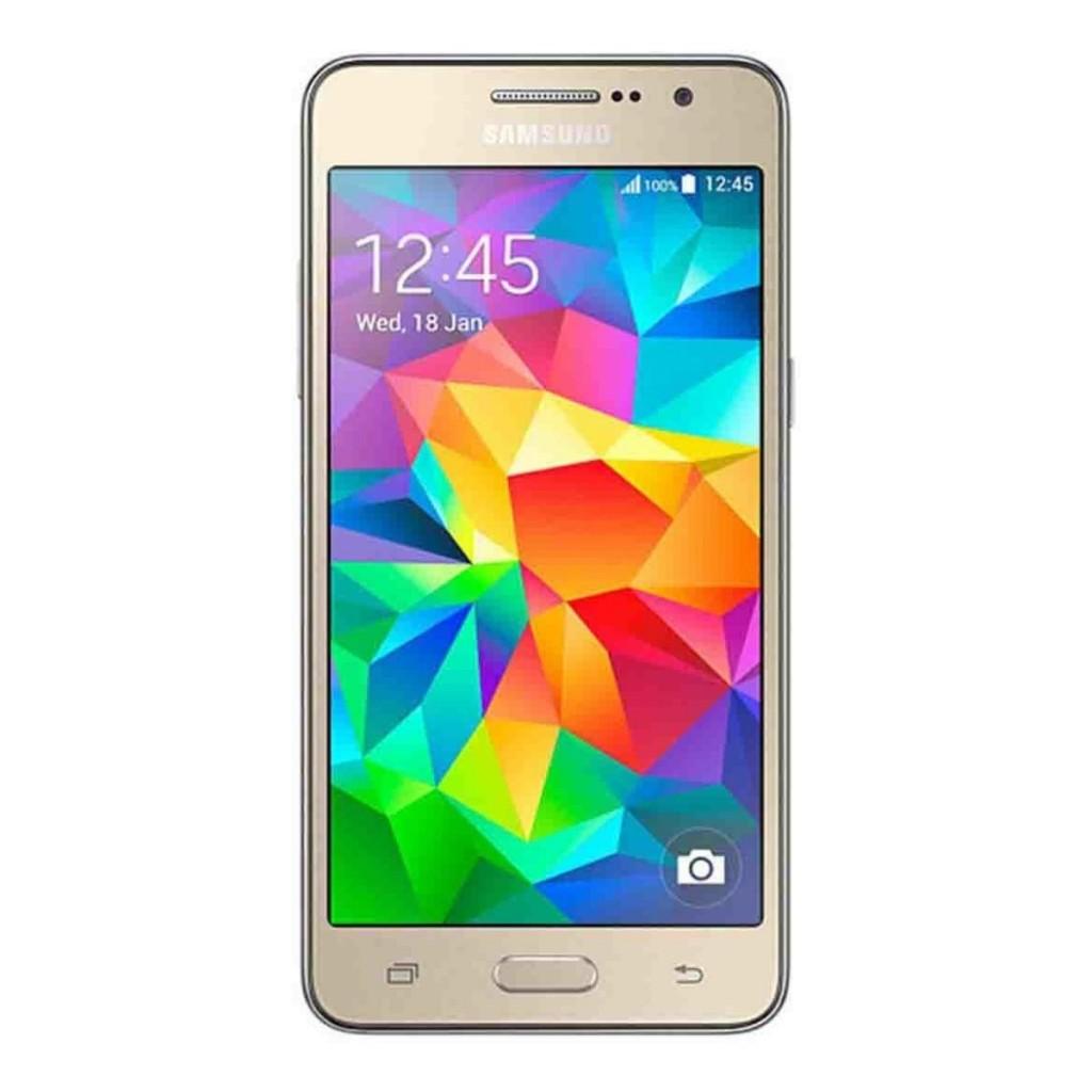 Smartphone libre Samsung Galaxy Grand Prime dorado 8GB