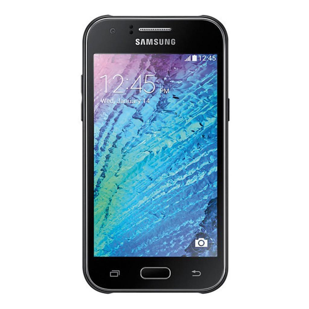 Smartphone libre Samsung Galaxy J1 negro