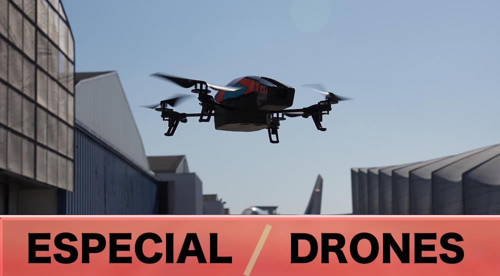 dron parrot ar drone especial 2b