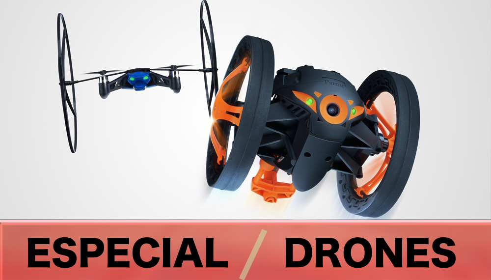 dron parrot ar drone especial 3