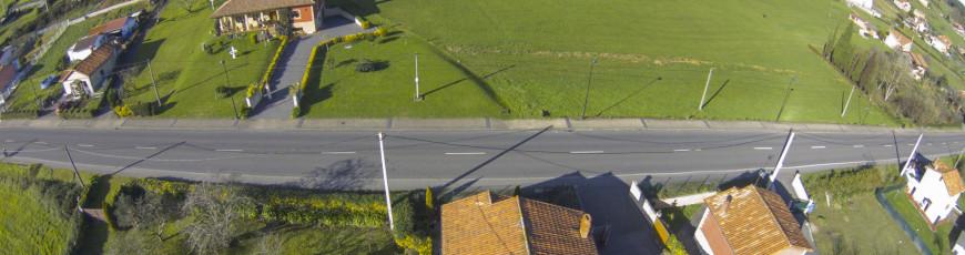 Consejos para grabar vídeo con un dron