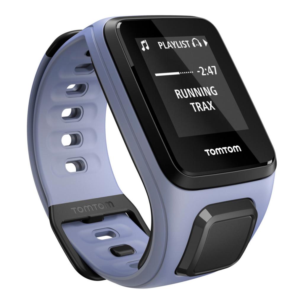 Reloj inteligente Smartwatch TomTom Spark Cardio + Music GPS Fitness Pequeño