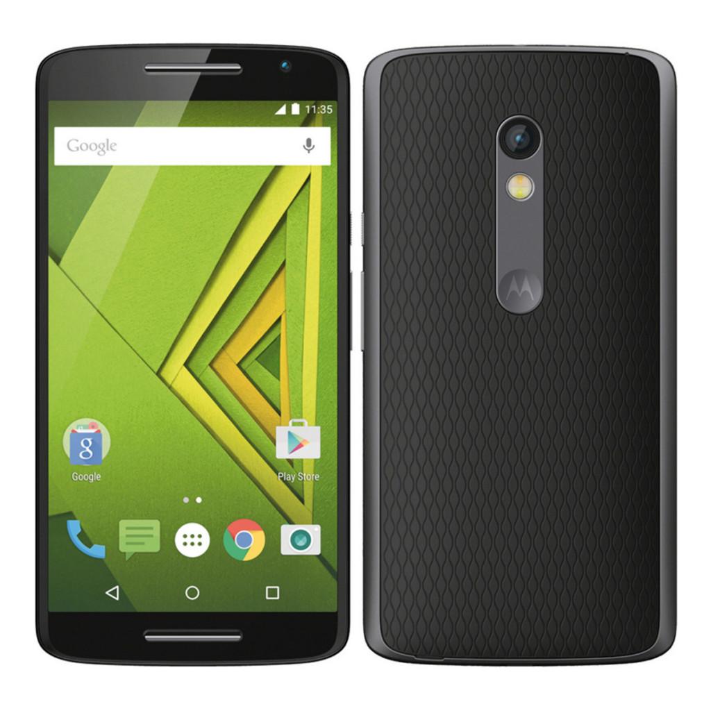 Smartphone libre Motorola Moto X Play Negro