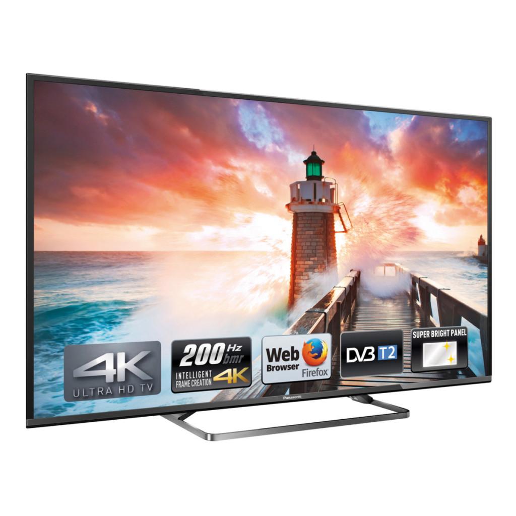 TV LED 50'' Panasonic TX-50CX680E UHD 4K, Wi-Fi y Smart TV