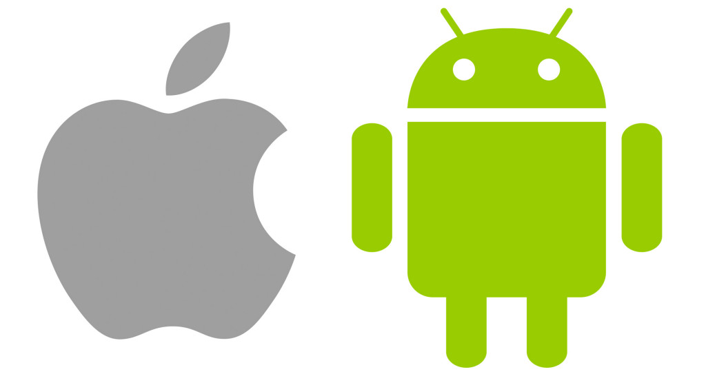 ios-logo android