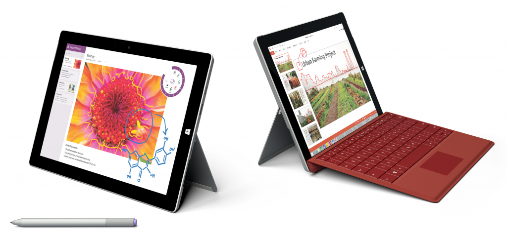 Surface-3-tablet-and-2-in-1-laptop