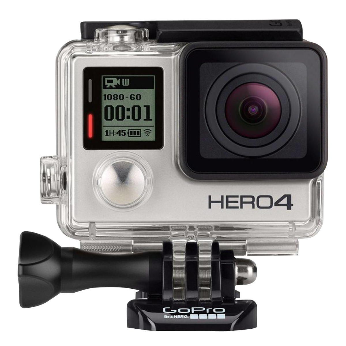 Cámara Hero 4 Silver Adventure GoPro