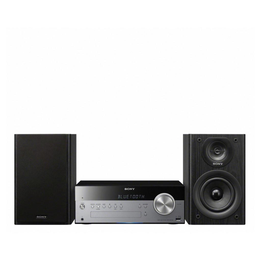Equipo Hi-Fi Sony CMT-SBT100 con USB y Bluetooth