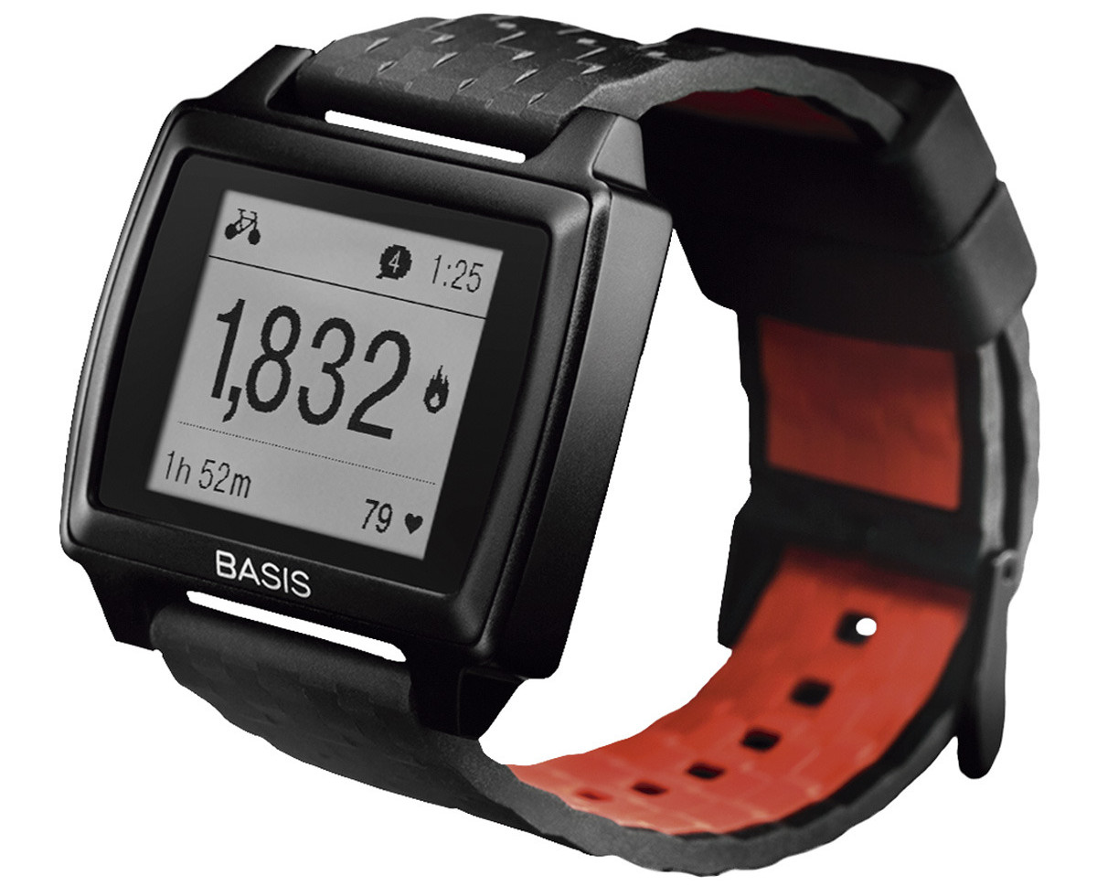 Reloj inteligente Smartwatch Basis Peak