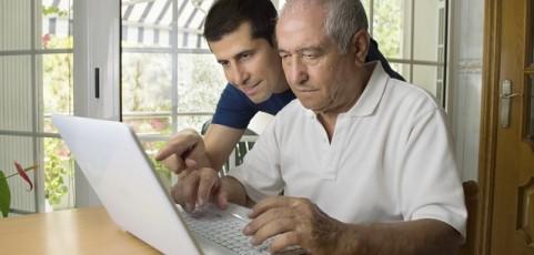 Nuestros padres se sumergen en Internet: qué tipo de internautas son las personas de 55-65 años